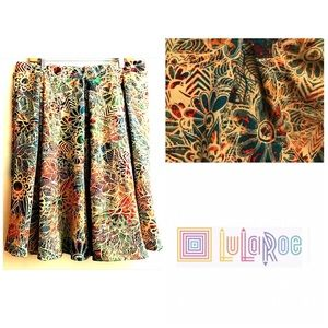 LuLaRoe Madison Skirt NEW WITHOUT TAGS Size XL